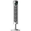 Optimus - 42 Tower Fan with Remote & LCD Digital Display - Silver
