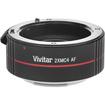 Vivitar - Series 1 2X 4 Elements Teleconverter (For Canon Eos Cameras) - Black