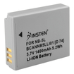 eForCity - Canon NB-5L compatible Li-Ion Battery for Powershot SD700 / SD850