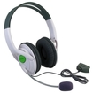 eForCity - HEADSET w/ MIC Compatible With GAME XBOX360 LIVE XBOX 360/Xbox 360 Slim