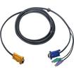 IOGEAR - 6Ft Ps2/VGA Bonded KVM Cable