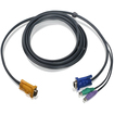 IOGEAR - PS/2 KVM Cable 10 Ft