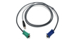IOGEAR - USB KVM Cable 6 Ft
