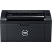 Dell - Laser Printer - Monochrome - 600 x 600 dpi Print - Plain Paper Print - Desktop - Black