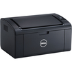 Dell - Laser Printer - Monochrome - 600 x 600 dpi Print - Plain Paper Print - Desktop