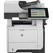 HP - LaserJet 500 Laser Multifunction Printer - Monochrome - Plain Paper Print - Desktop - White