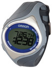 Omron - Strap-Free Heart Rate Monitor Watch - Gray