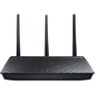 Asus - 802.11ac Dual-Band Wireless-AC1750 Gigabit Router