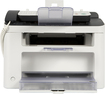 Canon - FAXPHONE L100 Black-and-White All-In-One Printer - White