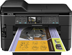 Epson - WorkForce WF-7520 Wide-Format Dual-Tray Network-Ready Wireless All-In-One Printer