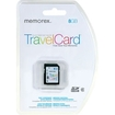 Memorex - TravelCard 8 GB Secure Digital High Capacity (SDHC) - 1 Card