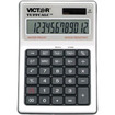 Victor - VCT99901 12-Digit Calculator- Washable-Shock Resistant- 3-Key Memory