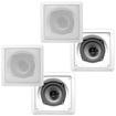 Acoustic Audio - Acoustic Audio CS-I52S In Wall In Ceiling Speakers 800W 2 Pair Pack CS-I52S-2Pr