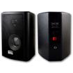 Acoustic Audio - 151B 600W Pair Water-Resistant Indoor/Outdoor Speakers - Black