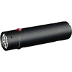 LED Lenser - 880040 V2 Dual Color LED Flashlight w/ Red & White Light Function - Black