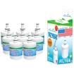 Zuma - (8-Pack) Samsung DA61-00159 Compatible Refrigerator Water, Ice Filter
