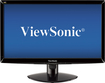 "ViewSonic - 19.5"" LED HD Monitor - Black"