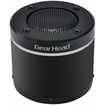 Gear Head - Portable Bluetooth Speaker for iPad® and iPhone® - Black, Silver