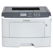 Lexmark - MS510DN Laser Printer - White