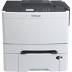 Lexmark - CS410 Series Colour Laser Printer - Black