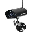 SecurityMan - 2.4GHz Digital Wireless Outdoor/Indoor Camera with Night Vision & Audio - Multi