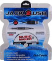 Fidek - JACK to USB Cable Included Recording Software