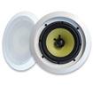 Maaudio - Synergy Series 65iC 300 Watt Pair 6.5 2-Way In-Wall Speakers - White