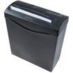 Royal - Cross-Cut Shredder 6-Sheet - Black