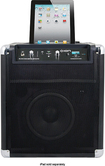 Ion Audio - 18 W Home Audio Speaker System - Wireless Speaker(s) - iPod Supported - Black - Black