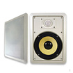 """Acoustic Audio - Acoustic Audio HD650 In Wall 6.5"""" Speaker Pair 2 Way Home 600 Watts New HD650-Pr - White"""