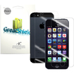 GreatShield - Ultra Smooth Clear Full Body LCD Screen Protector for Apple iPhone 5