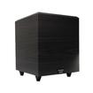 Acoustic Audio - RWSUB-8 300 Watt 8 Powered Subwoofer Home Theater Sub - Black Ash - Black Ash
