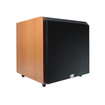 "Acoustic Audio - Acoustic Audio HD-SUB15-CHERRY Powered 15"" Subwoofer Home Theater 1000W Sub - Brown"