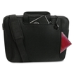 Bond Street - THE STREET Carrying Case for 15.4 Notebook, Cellular Phone, iPod, Digital Player, Tablet PC, iPad - Black