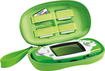LeapFrog - Carrying Case for LeapsterGS Explorer Handheld Gaming Systems - Green