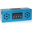 TechnicalPro - Battery Powered Speaker with iPhone® or iPod® Dock & USB Input - Blue