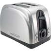 Brentwood - 2 Slice Toaster Extra Functions S/S - Brushed Stainless Steel