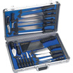 Slitzer - 22Pc Professional Chef's Cutlery Set in Case