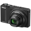 Nikon - Refurbished - Coolpix S9100 Digital Camera - Black