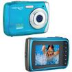 """VistaQuest - Digital Camcorder - 2.4"""" LCD - Blue"""