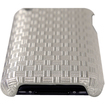 JAVOedge - Estate Back Cover for Apple iPhone 3G / 3GS - Silver