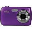 Vivitar - 7.1 Megapixel Compact Camera - Black