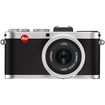 Leica - X2 16.1MP CMOS Sensor Digital Camera - Silver