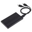eForCity - 2.5 inch SATA HDD Enclosure - Black