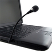 eForCity - Flexible Mini Microphone Mic Bundle for PC Laptop Notebook