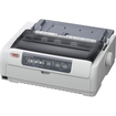 Oki - MICROLINE 600 Dot Matrix Printer - Monochrome