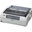 Oki - MICROLINE 600 Dot Matrix Printer - Monochrome - Black