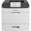Lexmark - MS812DE Laser Printer - White
