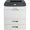 Lexmark - MS812DTN Laser Printer - White
