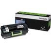 Lexmark - 62D1000 621 Return Program Toner - Black